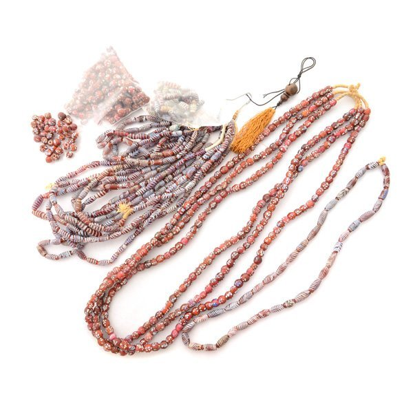 Collection of Venetian Trade Beads.