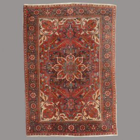 Indo Carpet: 7 Feet 4 Inches X 10 Feet 3 Inches