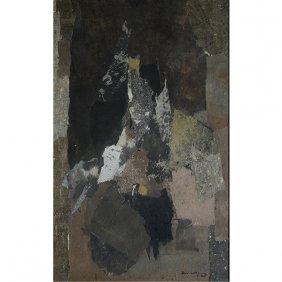 Paul Horiuchi (1906-1999): Earth Substance