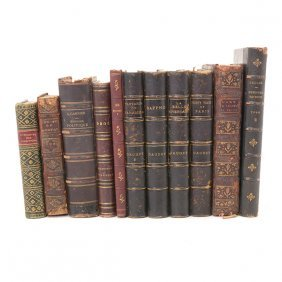 Thirteen French Volumes On Politics, History, And The