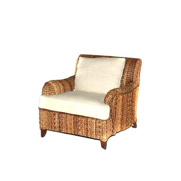 "Havana Lounge Chair with Cushions H31"" x D36"""