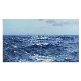 "Thomas Alexander Harrison ""Marine"" o/c"