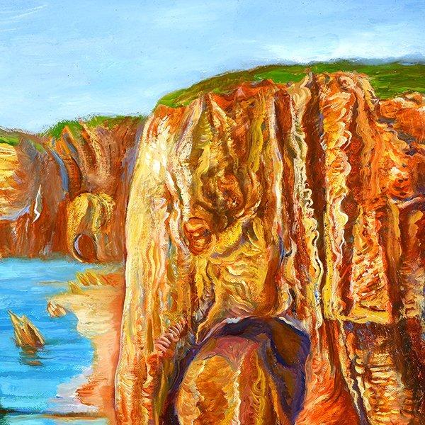 """ALEXANDER KANCHIK """"Elephant Rock"""" and """"Elephant Cliffs"""" - 6"""