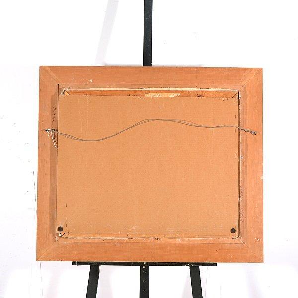 "ARTHUR HILL GILBERT ""California Hills"" Oil on Canvas. - 5"