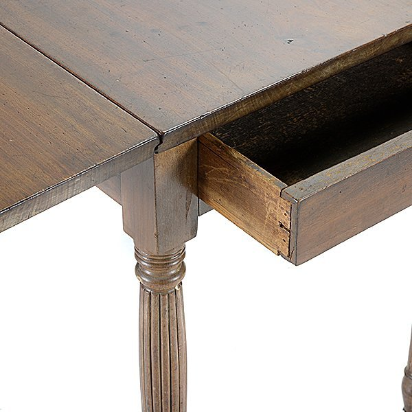 American Federal Mahogany Pembroke Table - 2
