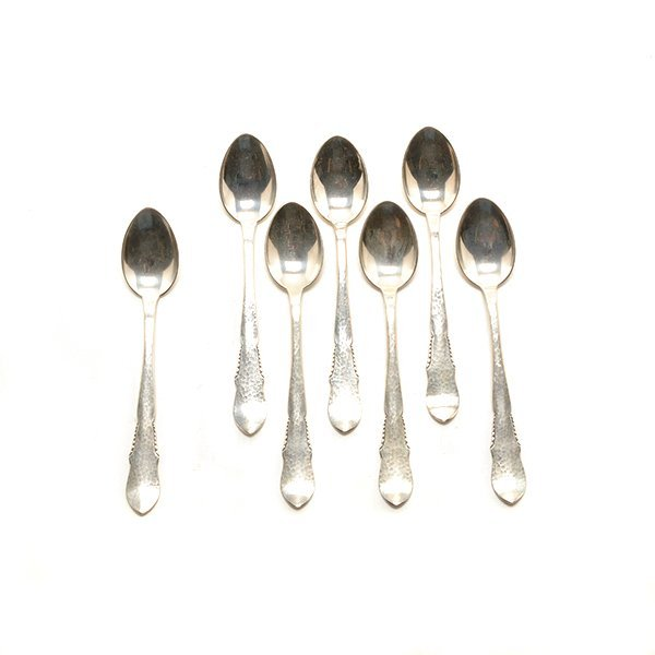 Dutch Sterling Silver Flatware Service - 3