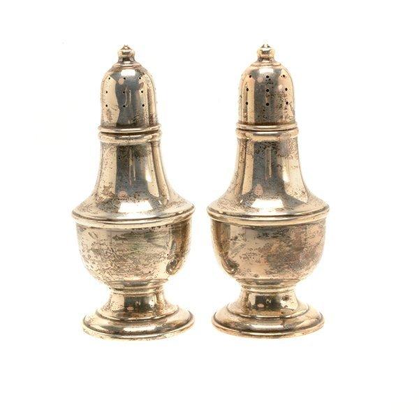 Seven Sterling Silver Hollowwares - 10