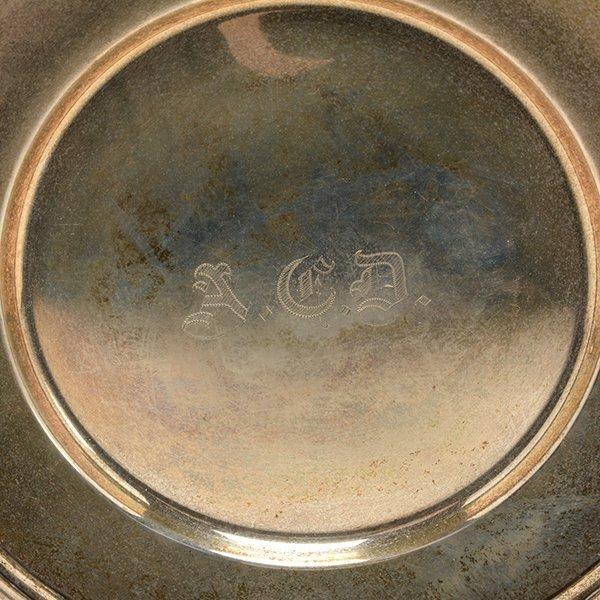 Seven Sterling Silver Hollowwares - 7