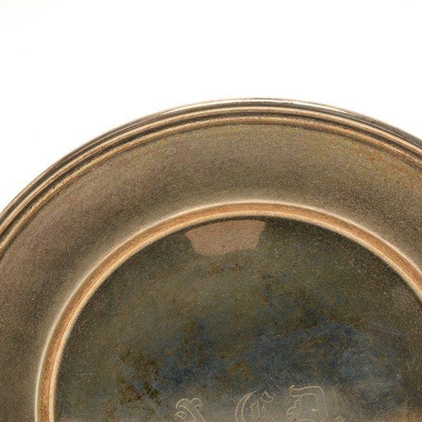 Seven Sterling Silver Hollowwares - 8