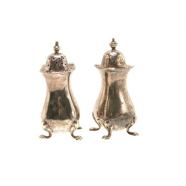 Seven Sterling Silver Hollowwares - 9