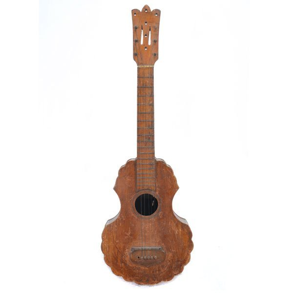 Spanish Colonial Guitar, 18th/19th Century