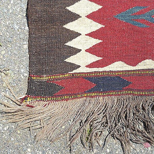 American Indian Flatweave Rug - 2