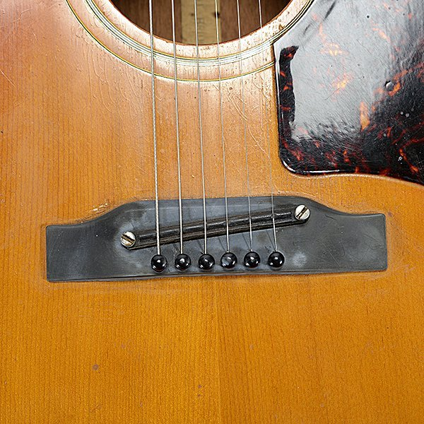 Gibson J45 Acoustic Guitar - 5