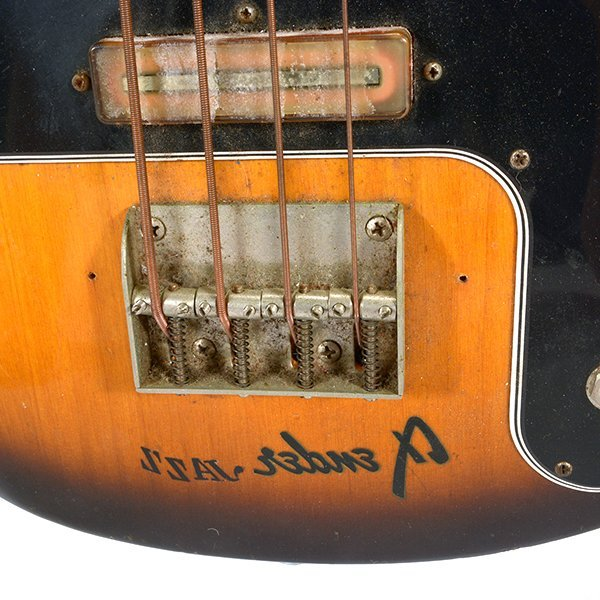 Gibson Grabber G-3 Bass Guitar - 8