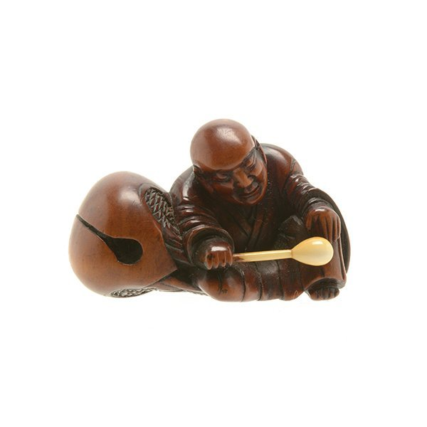 Two Netsuke, 19th Century - 2
