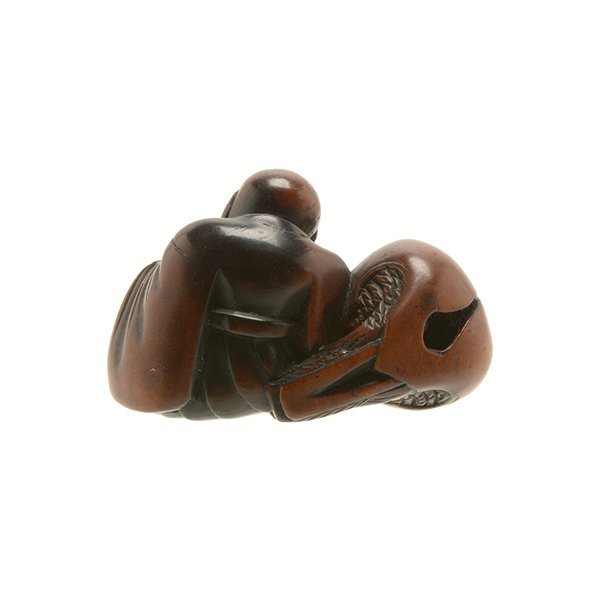 Two Netsuke, 19th Century - 4