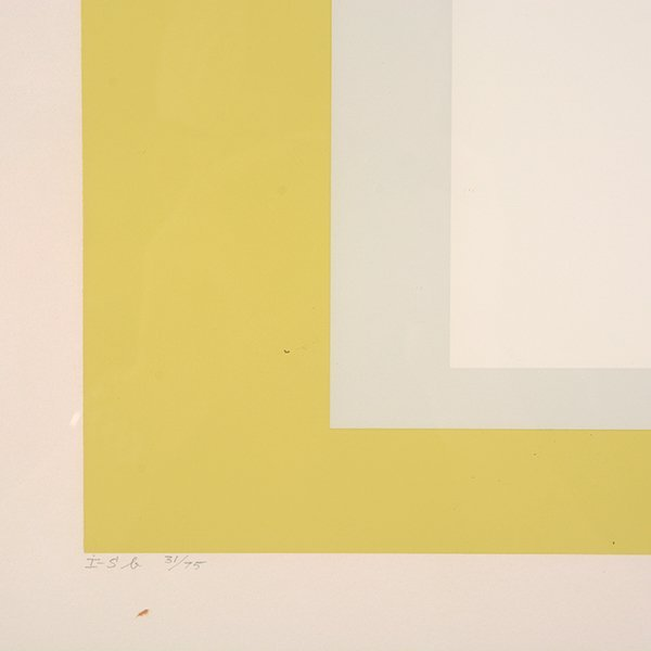 Josef Albers Hommage to the Square, Silkscreen - 7