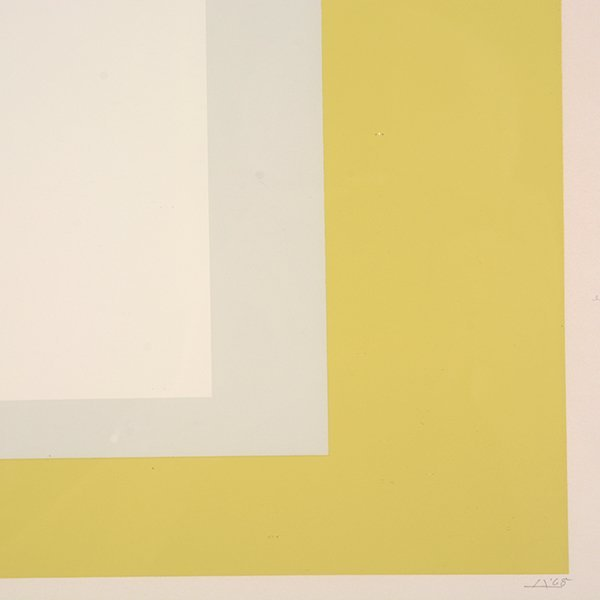 Josef Albers Hommage to the Square, Silkscreen - 8