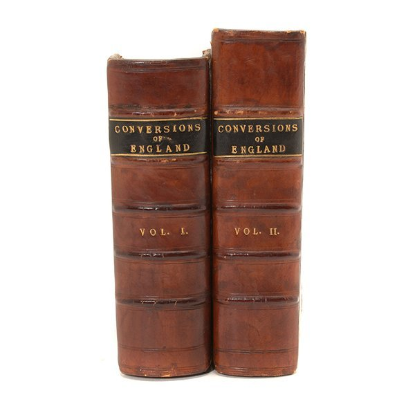 A Treatise of Three Conversions of England From