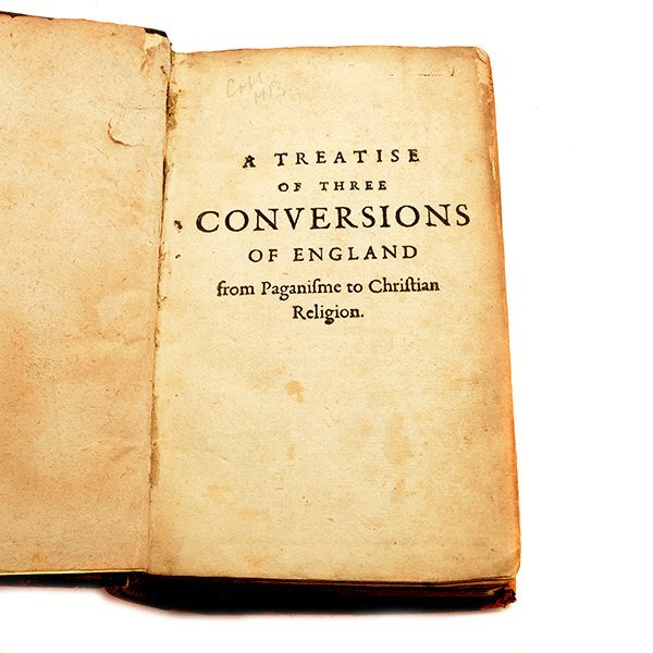 A Treatise of Three Conversions of England From - 5