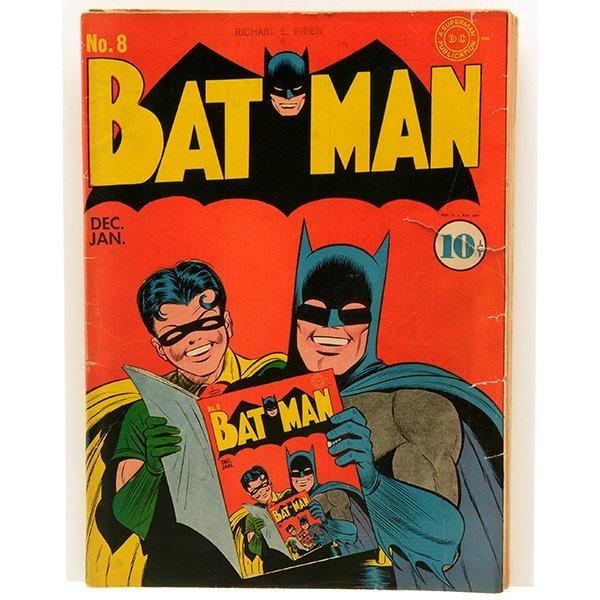 Batman #8 (DC 1942)
