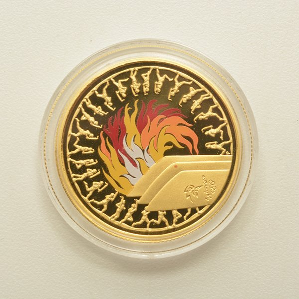Australia 2000 Olympic $100.00 Gold Coin Proof - 3