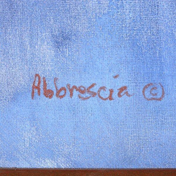 """Joe Abbrescia """"Serenita"""" oil on canvas - 2"""