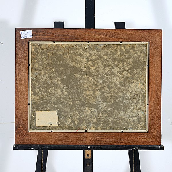 "Granville Redmond ""Mountain Desert Landscape"" oil on - 5"