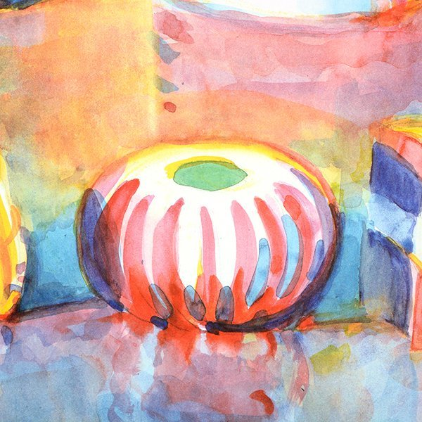 """Wayne Thiebaud """"Colorful Cakes"""" lithograph - 5"""