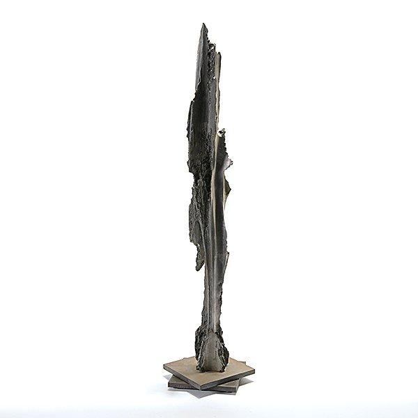 """Francesco Somaini """"Proposta per um Monumento"""" iron - 4"""