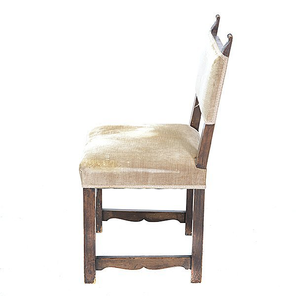 Renaissance Revival Dining Table with Eight Chairs - 6