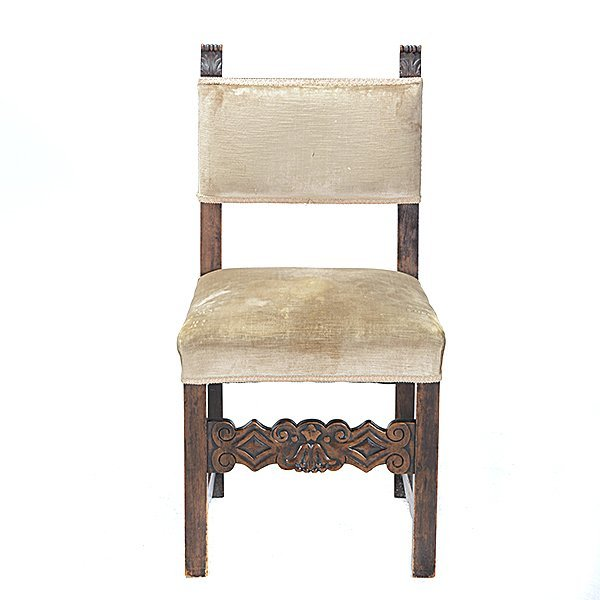 Renaissance Revival Dining Table with Eight Chairs - 7