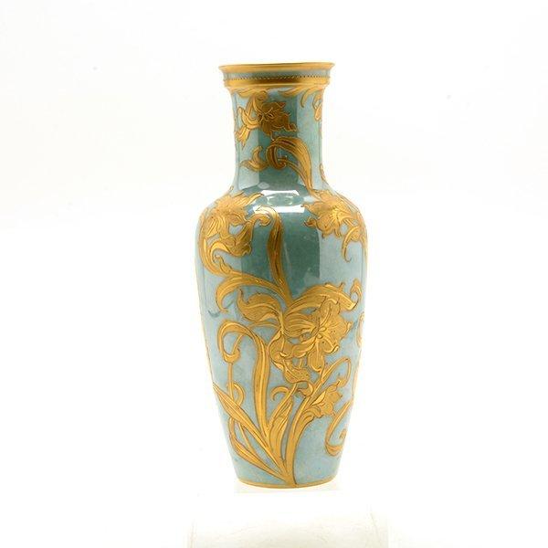French Art Nouveau Royal Vienna Style Porcelain - 4