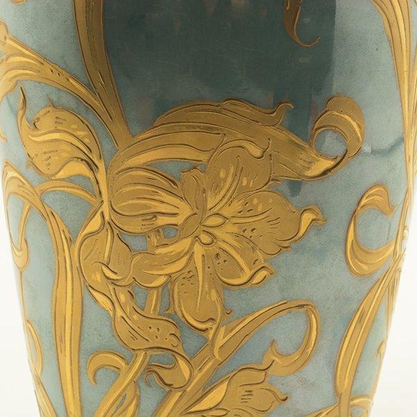 French Art Nouveau Royal Vienna Style Porcelain - 5