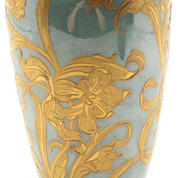 French Art Nouveau Royal Vienna Style Porcelain - 6