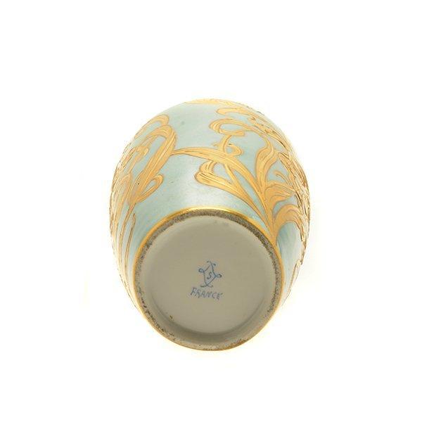 French Art Nouveau Royal Vienna Style Porcelain - 8