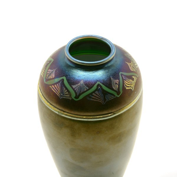 Tiffany Studios Favrile Glass Vase - 2