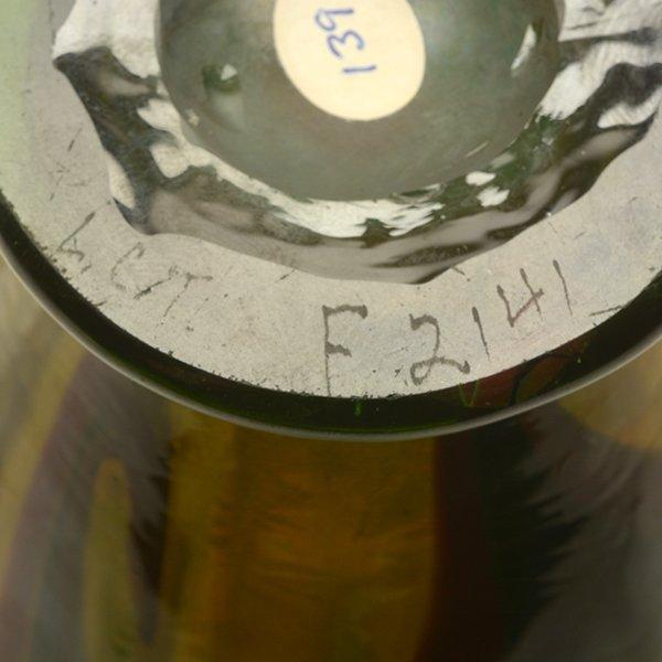 Tiffany Studios Favrile Glass Vase - 10