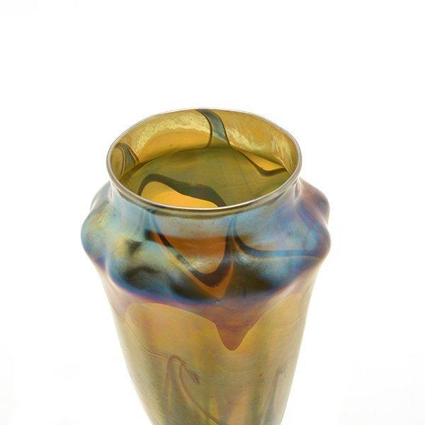 Tiffany Studios Favrile Glass Vase - 2
