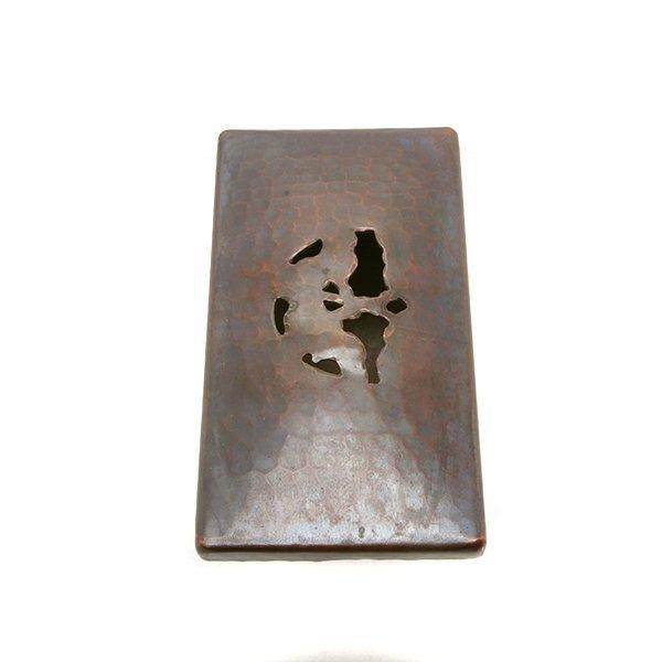 Dirk Van Erp Copper Letter Opener and Desk Blotter - 5