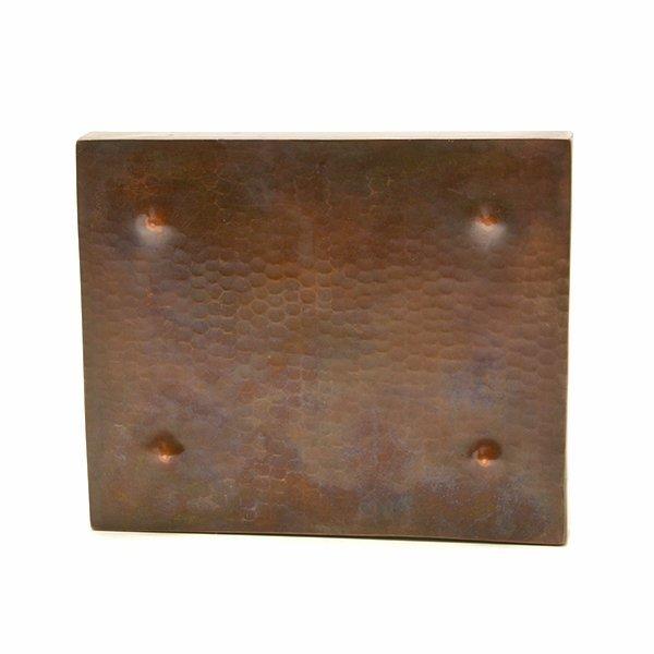Chauncy R. Thomas, California Faience Pottery Tile - 3