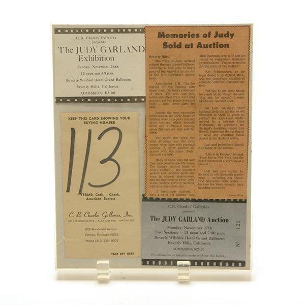 Judy Garland Dressing Room's Lebkuecher & Co. Sterling - 5