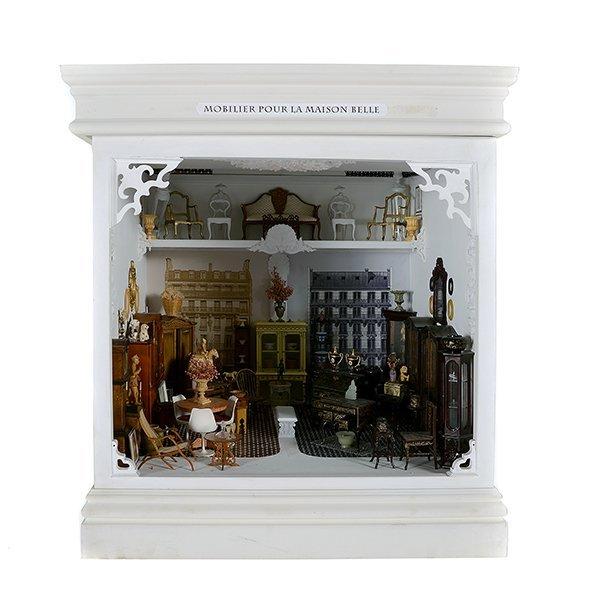 Mobilier pour la Maison Belle Miniature by Tom Roberts
