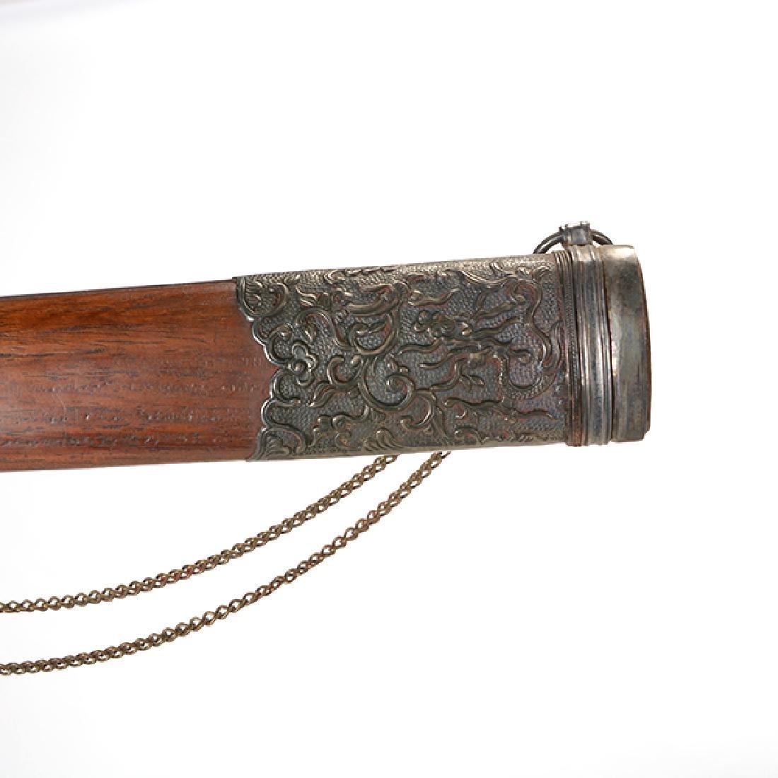 A Tibetan Ceremonial Sword, 19th Century - 10