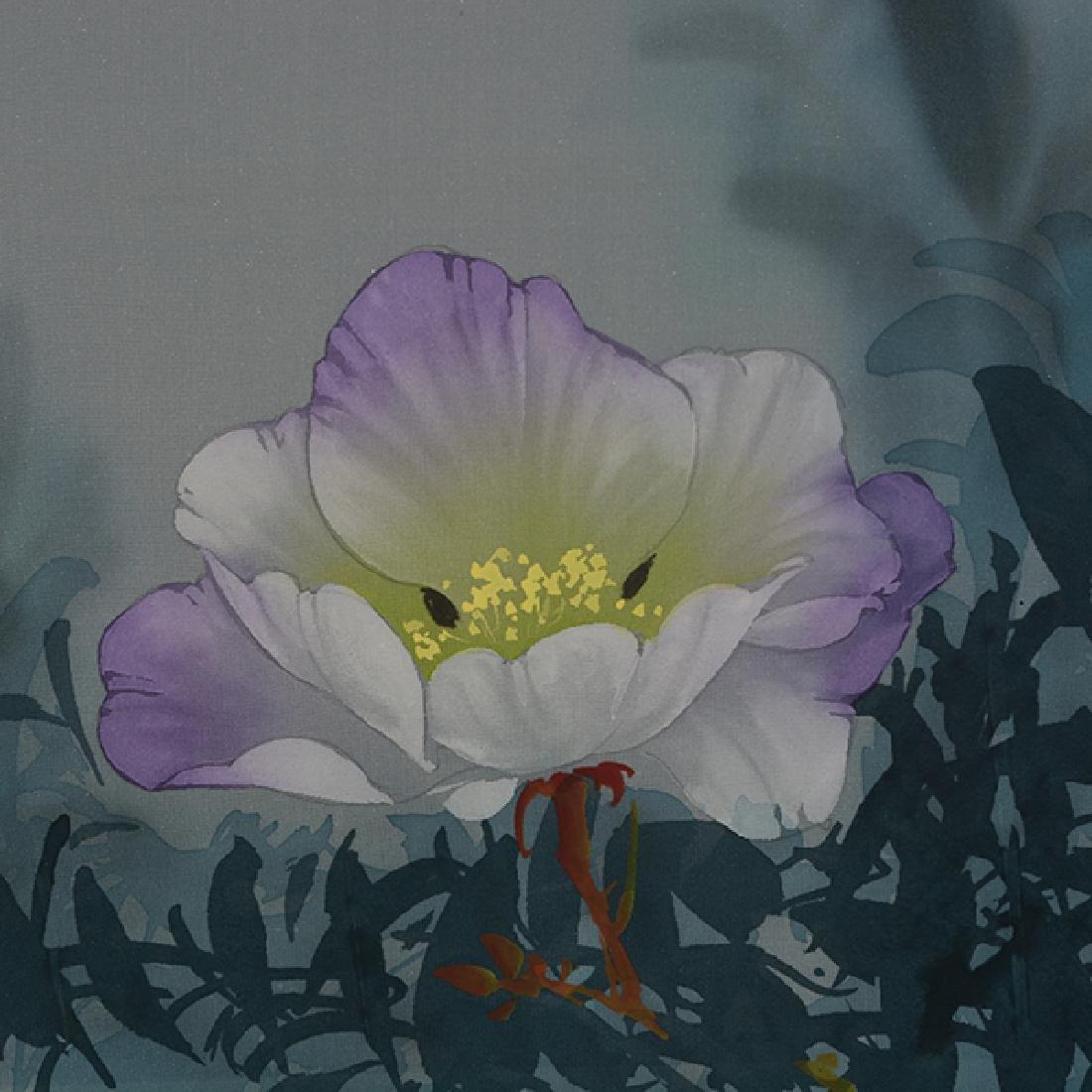 David Lee (b. 1944): Flowers - 3
