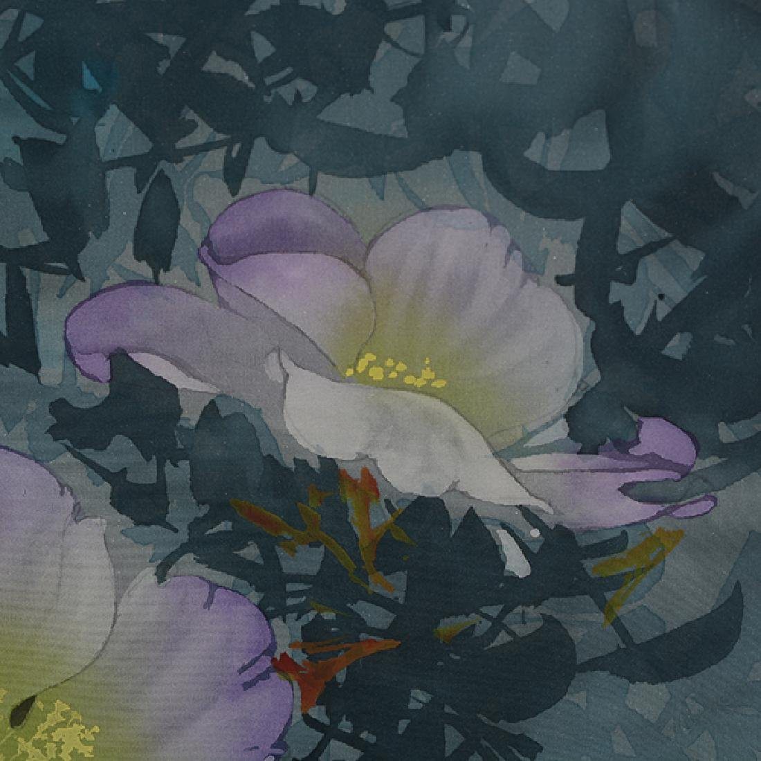 David Lee (b. 1944): Flowers - 4