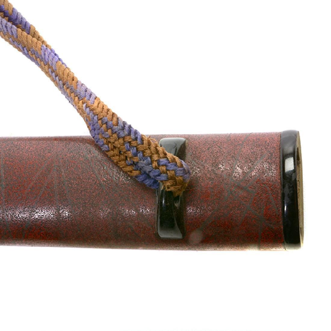 A Tanto Dagger, Edo Period - 5
