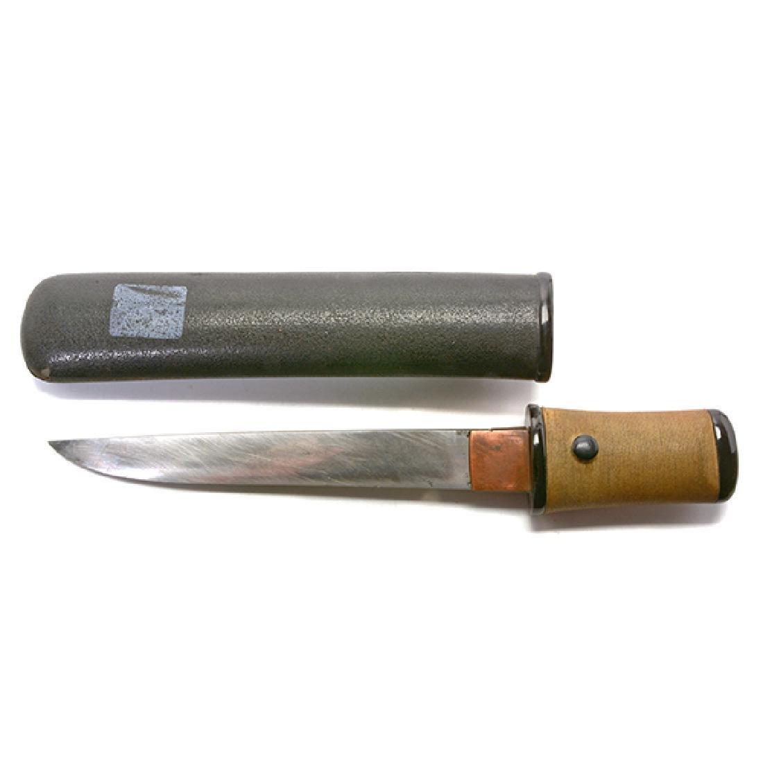 A Tanto Dagger, Edo Period