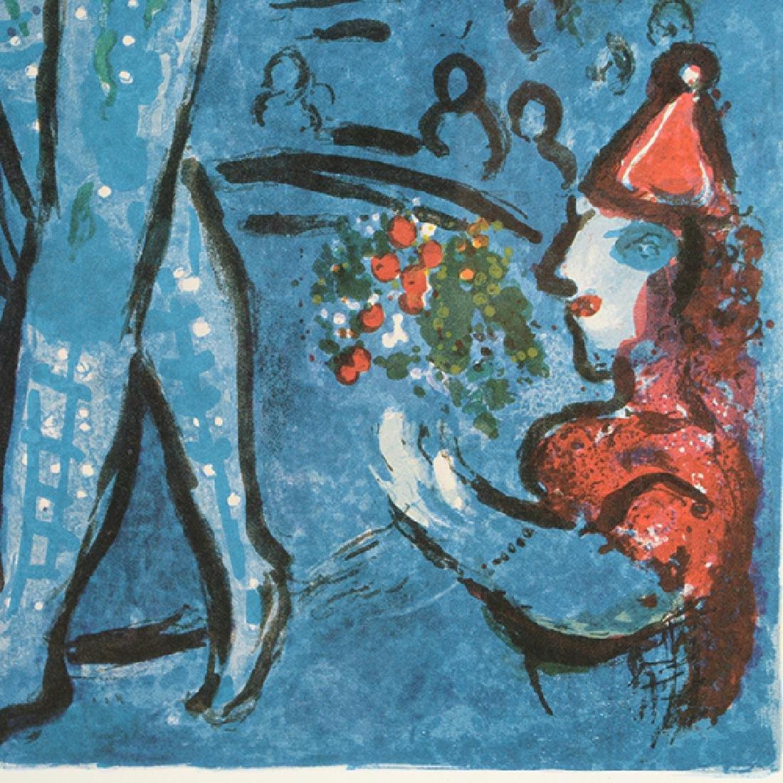 "Marc Chagall ""Zirkus"" (Galerie Lochte, Hamburg Germany) - 3"
