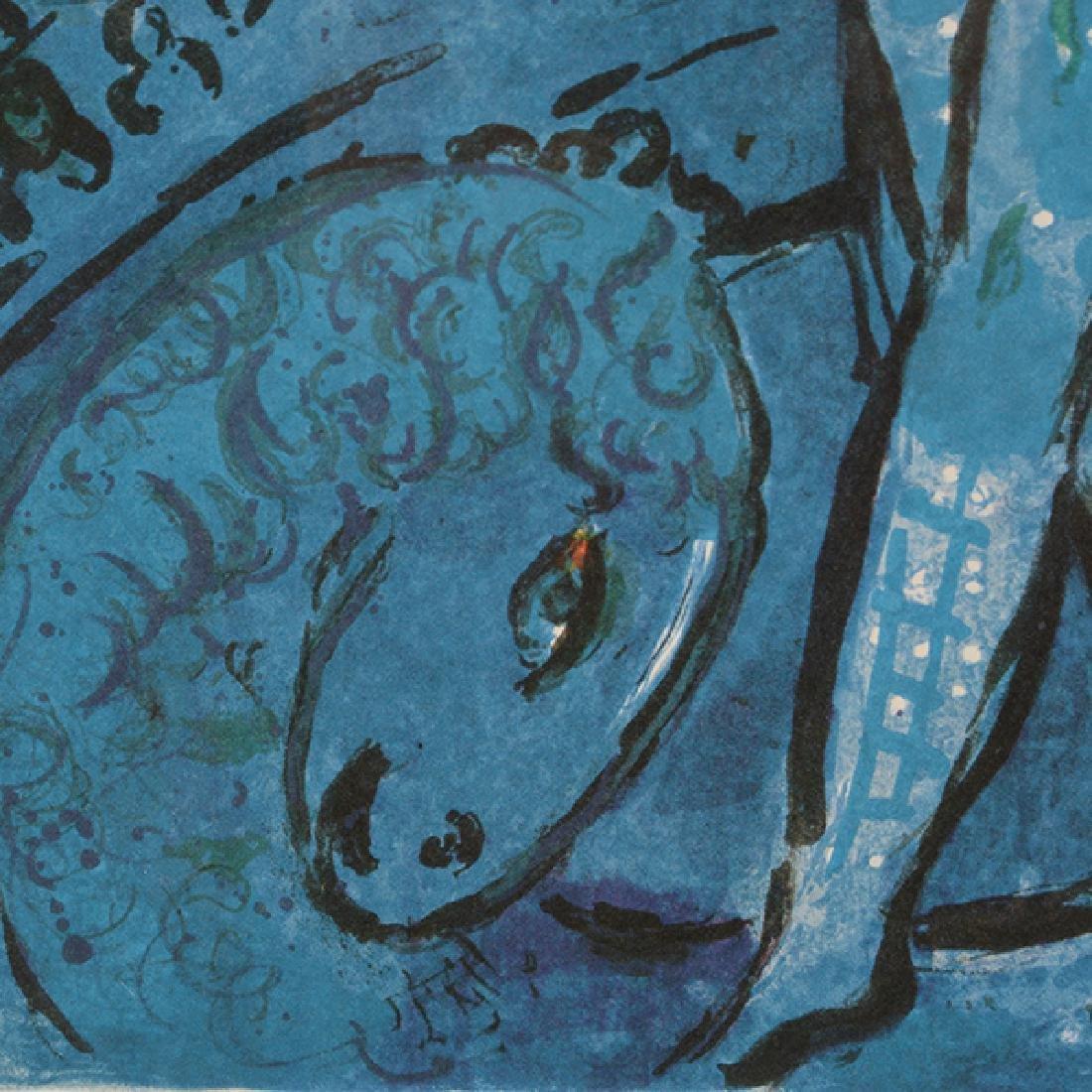 "Marc Chagall ""Zirkus"" (Galerie Lochte, Hamburg Germany) - 4"